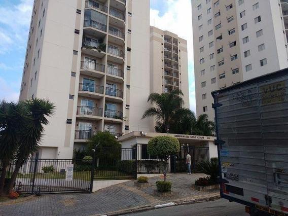 Apartamento Na Vila Formosa Com Duas Vagas De Garagem