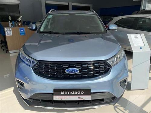 Imagem 1 de 5 de Ford Territory  Sel 1.5 Gtdi Ecoboost Aut. Gasolina Automát