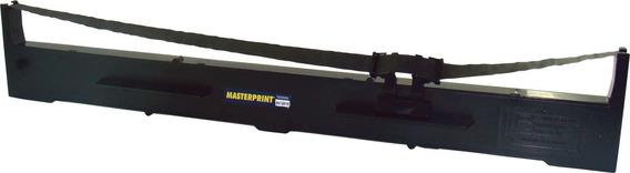 2 Fita Para Impressora Epson Fx 2190 Nylon 13mm X 14 Mts Un