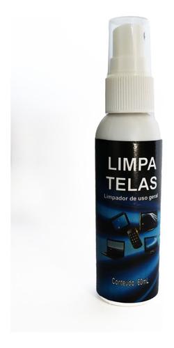 Limpa Telas Higienizador Spray Para Celulares Computadores