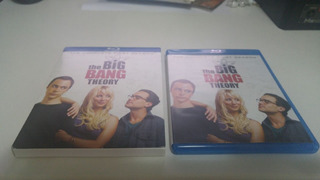 Big Bang Theory 1ª Temp. Blu-ray(importado - Audio Inglês)