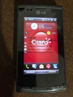 Lg Gt810h - Windows Phone 6.1 + Gps + Wif