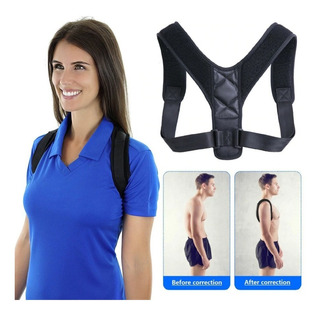 Corrector De Postura De Espalda Ajustable Cinturón, Soporte