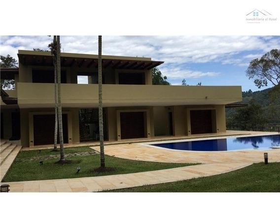 Casa Campestre En Exclusivo Condominio Anapoima