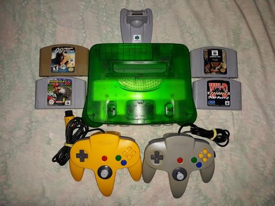 Vendo Nintendo 64 Top