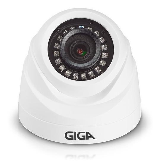 Câmera Dome Giga Hd Orion 720p 20 Metros 2.6mm Gs0019