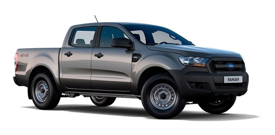 Ford Ranger Xl 2.2 Cd 4x2 Retirala Ya!!!