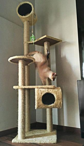 Arranhador Gato Castelo Gigante