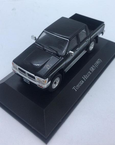 Autos Inolvidables Argentinos Salvat Nº 55 Toyota Hilux ®