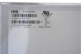 Tela Led Slim 12.5 - 30 Pinos - M125nwn1 / Hb125wx1-200