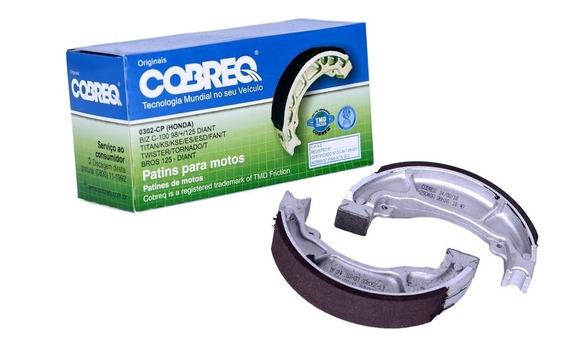 Lona De Freio D/t Biz/cbx Twister/ Cg Fan Titan 125 (0302cp)