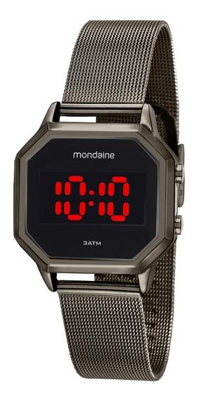 Relógio Feminino Mondaine Cobre 32094mpmvse2 Digital C/ Nf