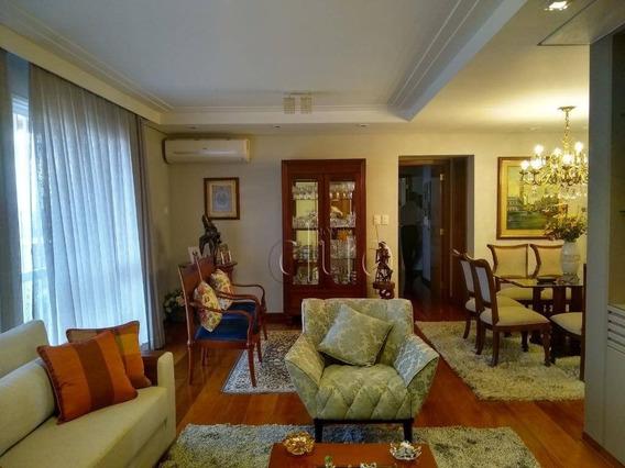 Apartamento Com 3 Dormitórios À Venda, 145 M² Por R$ 840.000,00 - Centro - Piracicaba/sp - Ap3575
