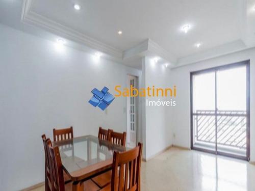 Imagem 1 de 8 de Apartamento A Venda Em Sp Tatuapé - Ap04180 - 69245432