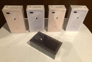 iPhone 8 Plus Libres 64gb Sellados! Msi Y Envio