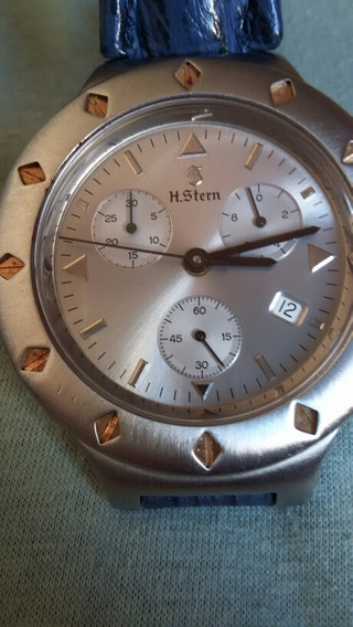 Relógio Hstern Chrongraph Usado (776f)