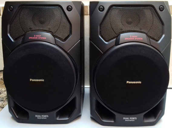 Caixa Acústica Panasonic Sb-ak17 60 Watts