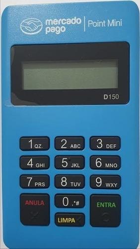 Imagem 1 de 10 de Maquineta Point Mini - A Máquina De Cartão Do Mercado Pago