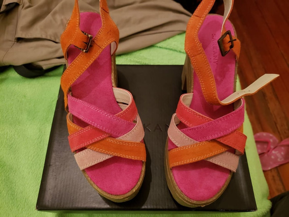 Zapatos Ricky Sarkany, Nuevos, Talle 38