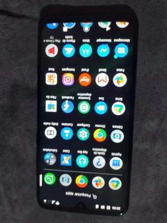 Vendo Celular Motorola G7 Plus Ou Troco Por J6 Plus Vermelho