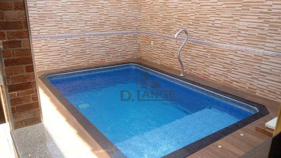Casa Com 2 Dormitórios À Venda, 169 M² Por R$ 340.000,00 - Residencial São José - Paulínia/sp - Ca13643