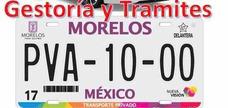 Gestoria Morelos, Plcas Morelos, Refrendos Morelos