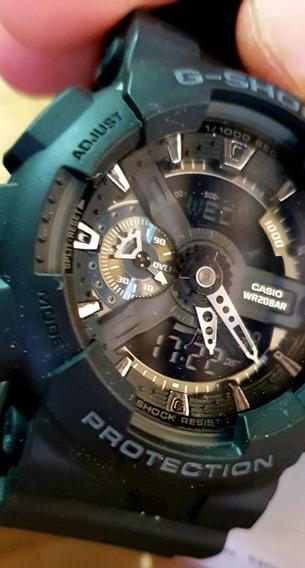 Relógio Casio G-shock Ga-110 1bdr