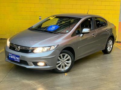 Honda Civic Lxr 2.0 Bancos Couro Automático Metro Vila Prude