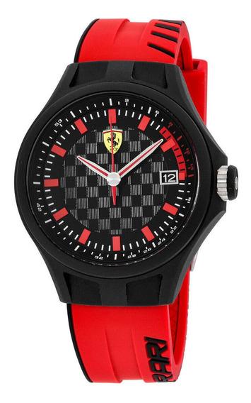 Reloj Ferrari Pit Crew Black 830128
