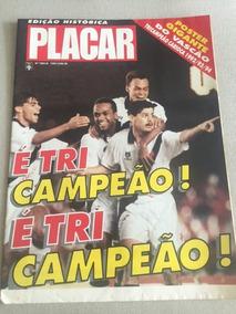 Revista Placar - Edição Histórica - Vasco Tri Campeão 1994