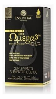 Liquid Super Ômega 3tg 150ml 30 Doses - Essential
