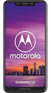 Seminovo: Motorola One 64gb Branco Excelente