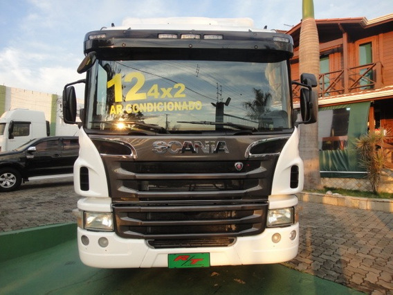 Scania P 360 4x2 2012 C/ Ar Condicionado P340 P360 G 400 310