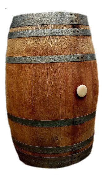 Barrica Tonel Bordalesa Roble (vino-cerveza) 225 Litros