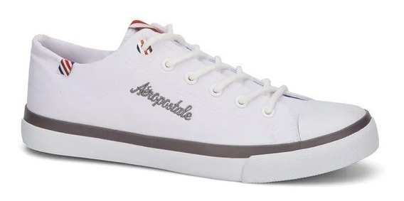 Tenis Andrea Sneaker Blanco 2669182 Aeropostale B Andrearea