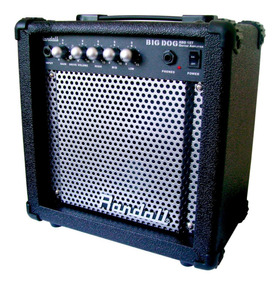 Amplificador Randall Para Guitarra Big Dog Rbd15t