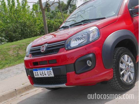 Nuevo Fiat Uno Way 0km - Anticipo Y Cuotas