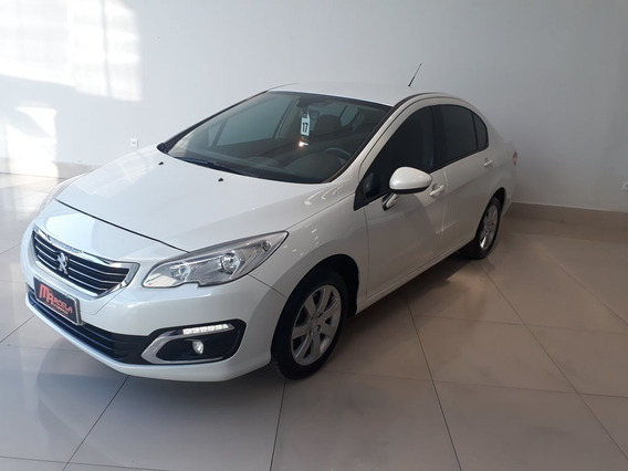 Peugeot 408 1.6 Business 16v Turbo Flex 4p Automático