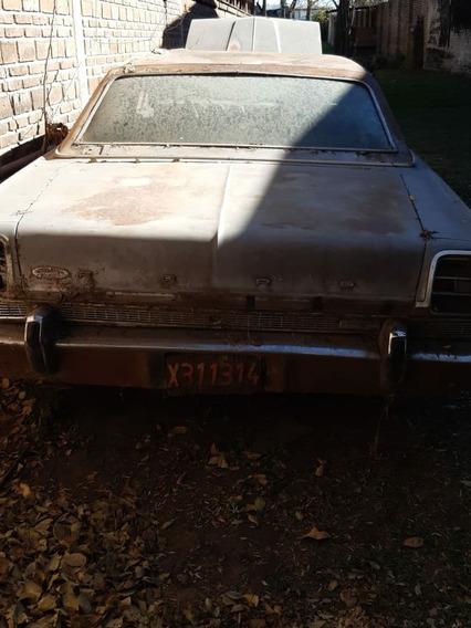 Ford Fairland V12