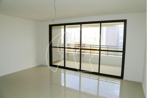 Apartamento Com 3 Dormitórios À Venda, 123 M² Por R$ 930.000,00 - Cocó - Fortaleza/ce - Ap2242