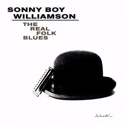 Lp Sonny Boy Williamson Real Folk Blues Vinil 180g Fret Grát