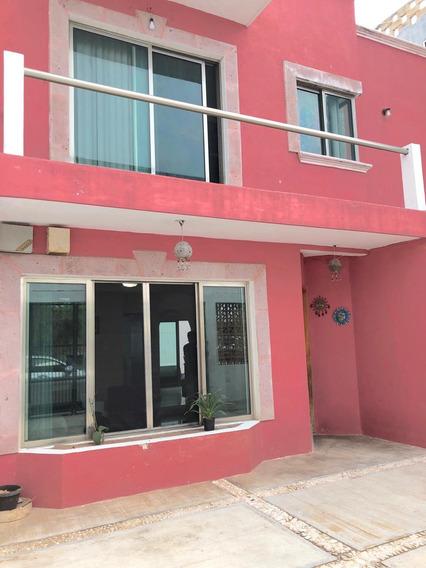 Bonita Casa En Venta En Zona Centro De Cancún
