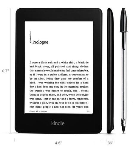 Kindle Amazon Paperwhite E-book 10 Gen 8gb Waterproof