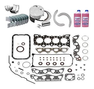 Kit Retifica Motor Hyundai Accent 1.5 12v 95 96 97 98