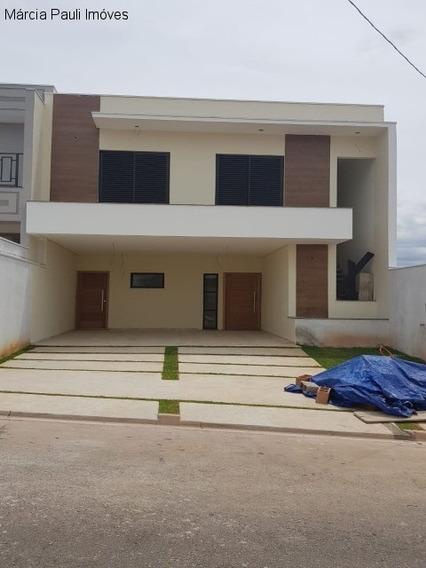 Casa A Venda Reserva Da Mata Jundiai - Ca02214 - 33500656
