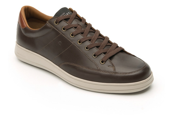 Sneaker Casual Quirelli 89403 Chocolate