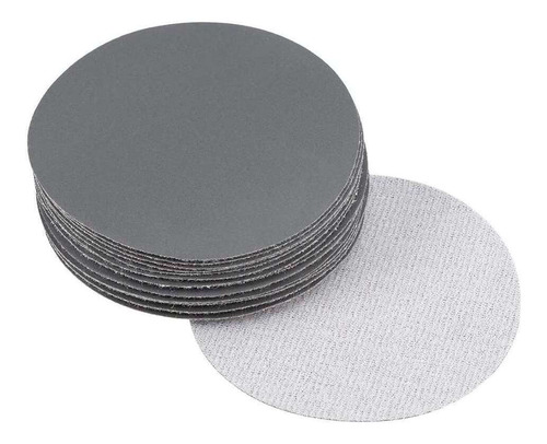 Lmell - Discos De Lija En Seco (7,6 Cm, Gancho Y Bucle 1500,