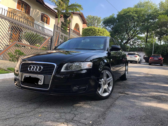 Audi A4 1.8 Turbo Blindado Multitronic 4p 2007