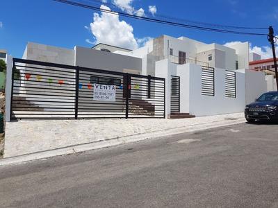 Casa Nueva De 1 Solo Piso En Renta Juriquilla