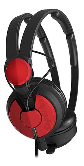 Fone de ouvido Superlux HD-562 red